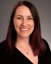 Heather Kimmett, Advancement, faculty/staff, studio portrait, Photo by Priscilla Grover