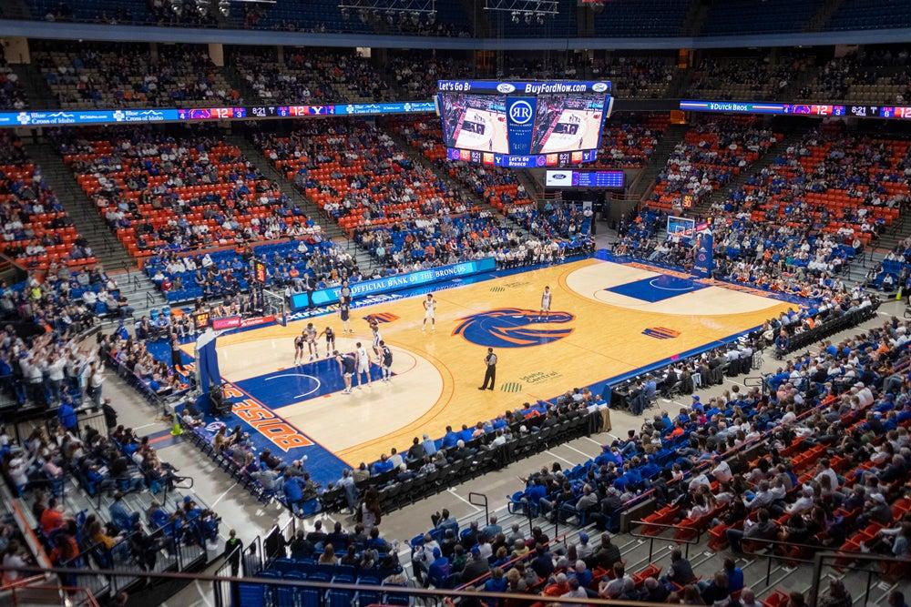 Boise State Men's Basketball