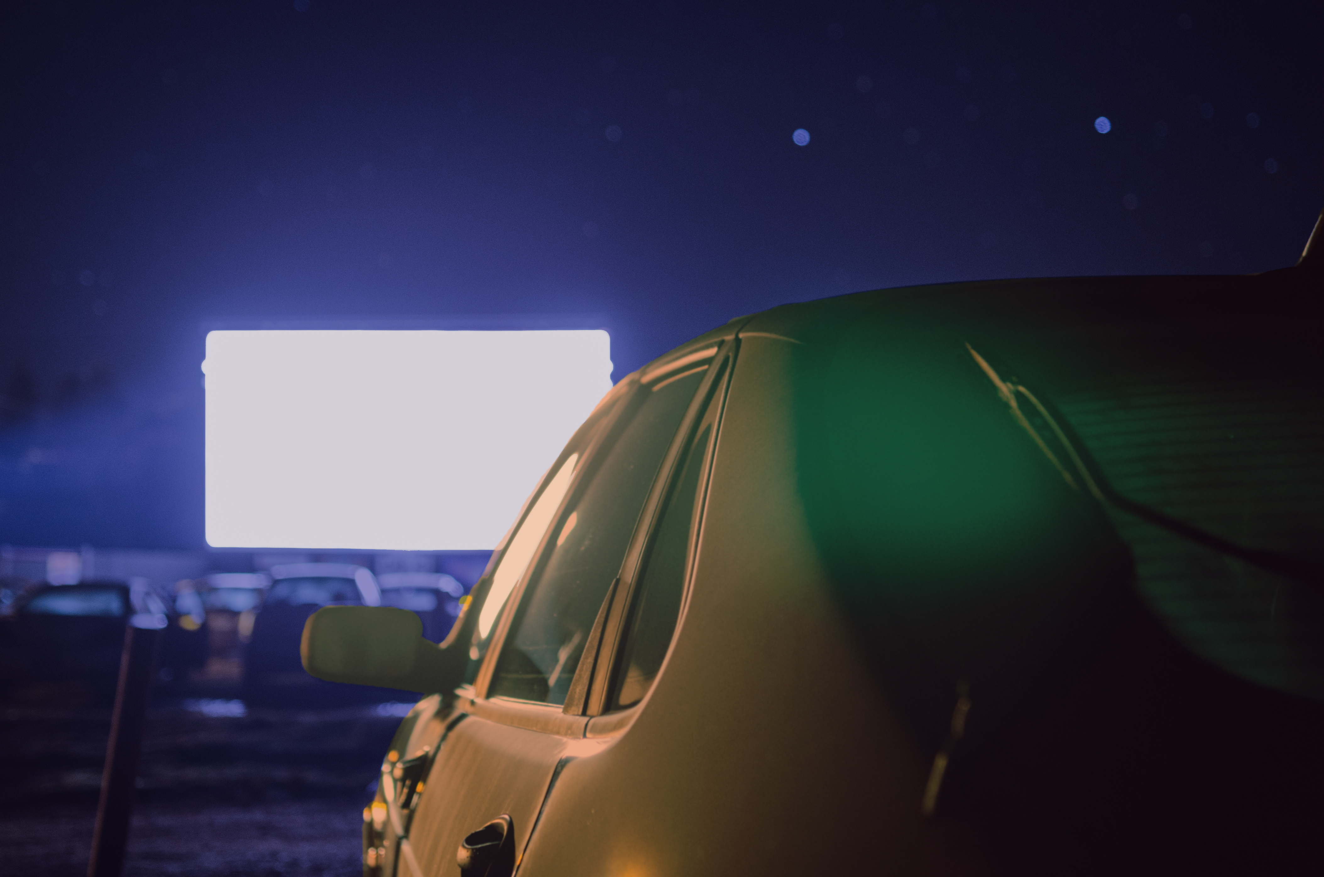 Drive. in. movie