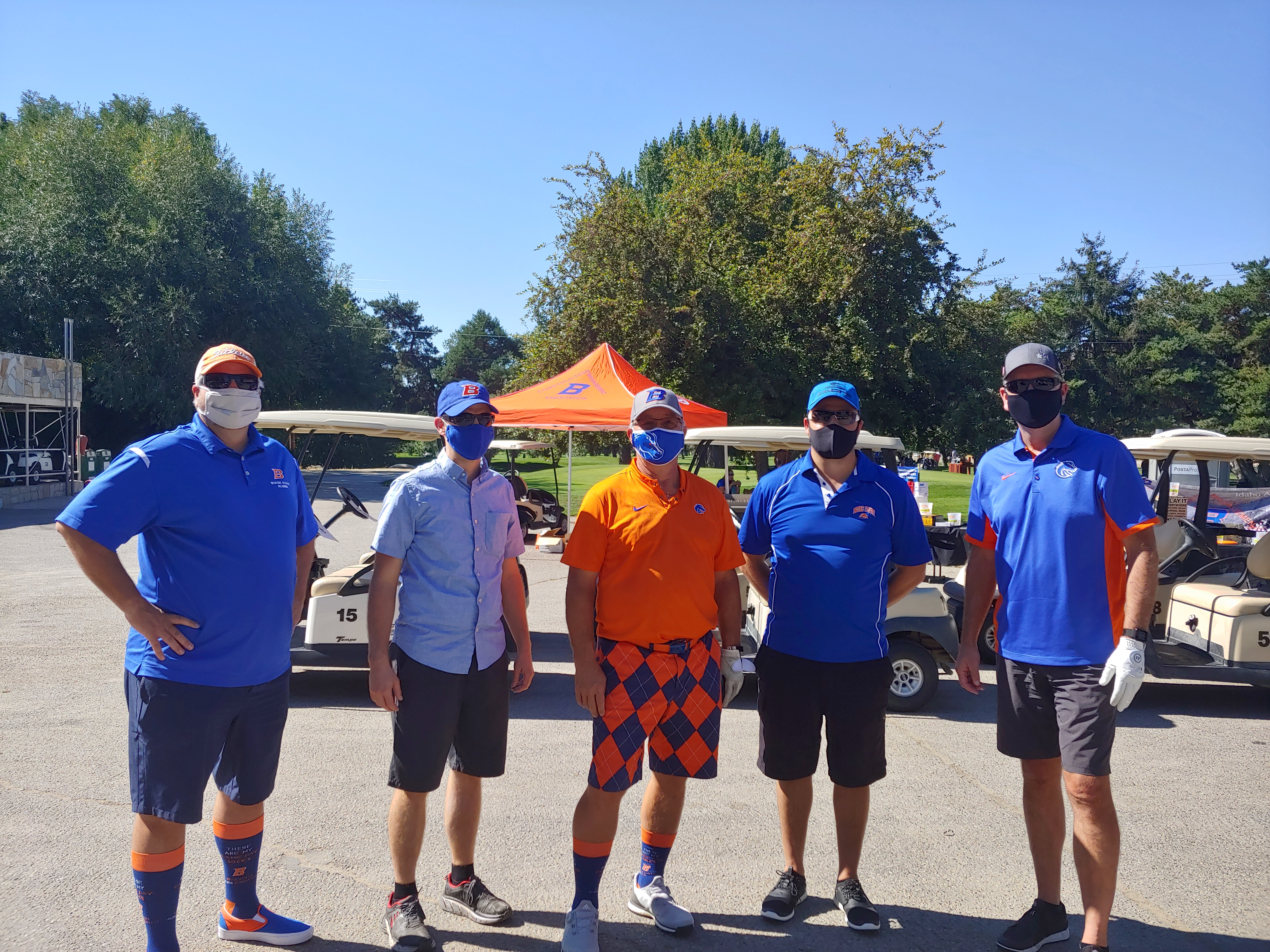 boise state alumi and friends fiesta broncos golf tournament