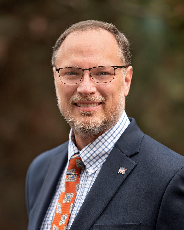 Ed Vasko, Director of the institute for Pervasive Cybersecutity. John Kelly photo.