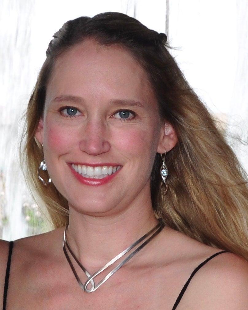 Stephanie Hudon, doctoral student headshot