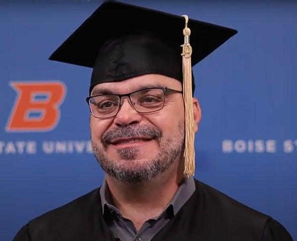 Wayne Brown, Master of Social Work Online Graduate