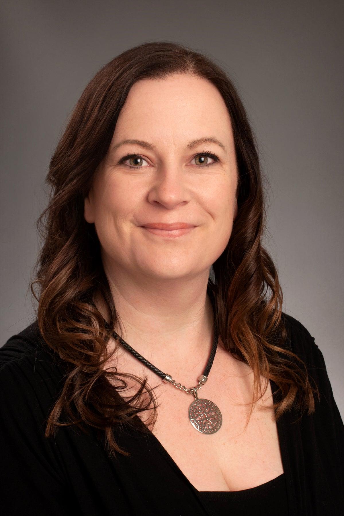 Alison Radcliffe portrait