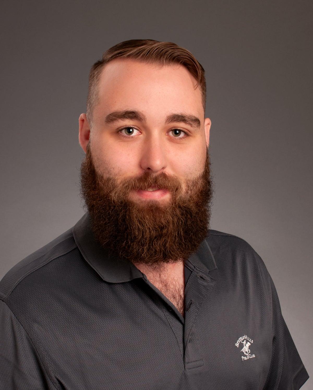 Zach Vinson portrait
