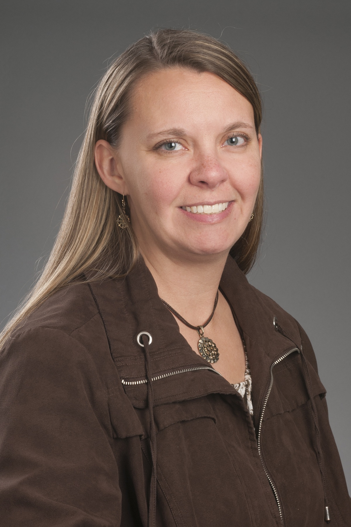 Rochelle Wolfe, Health Services, studio portrait