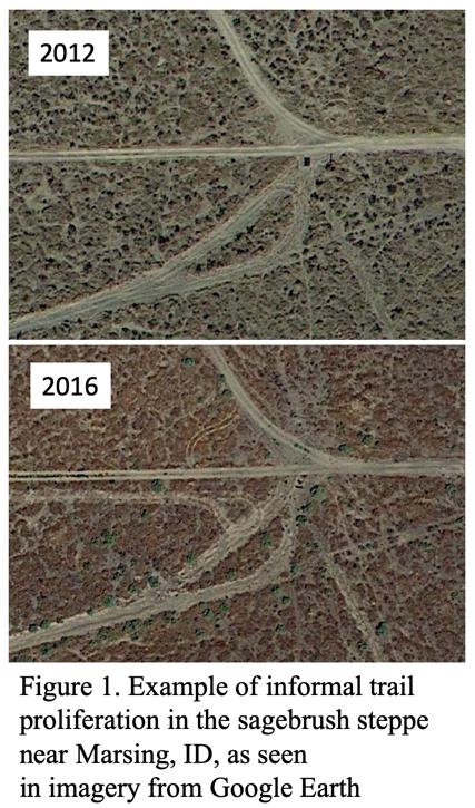 2012 - 2016 comparison, aerial photo
