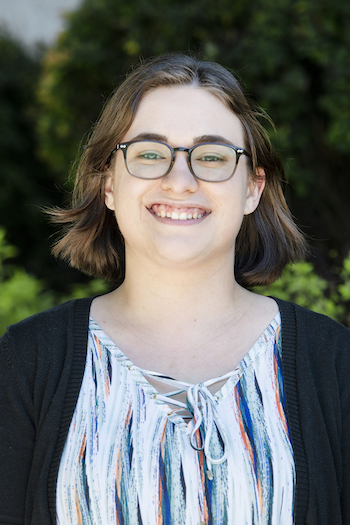 Fulbright Scholars, McKenna Strolberg, portrait, Allison Corona photo