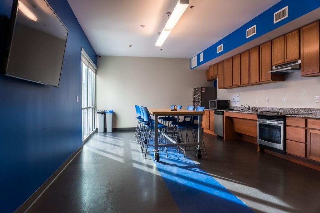 Sawtooth Hall Interior