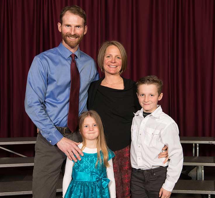 Wigglesworth Family
