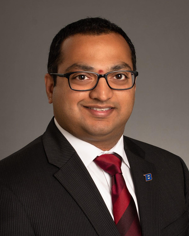 Dr. Krishna Pakala