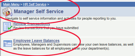 PeopleSoft-Manager-Self-Service