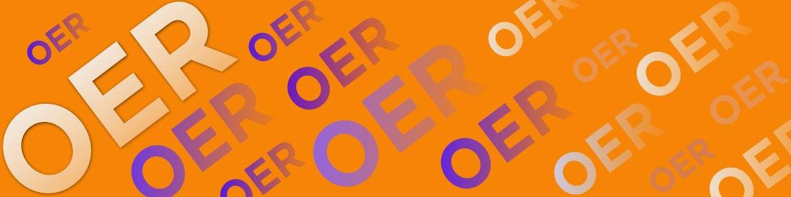 OER banner