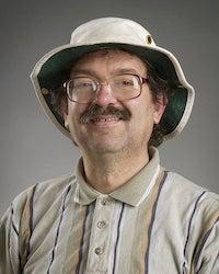 Randall Holmes portrait