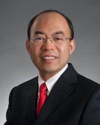 Leming Qu portrait