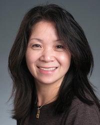 Sasha Wang portrait