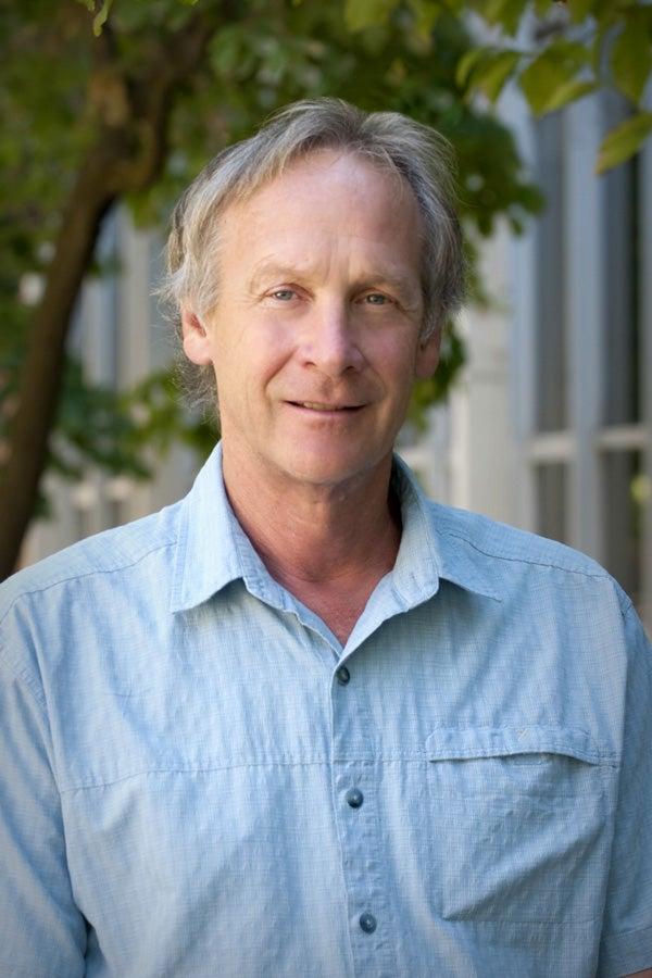 Portrait of John Freemuth