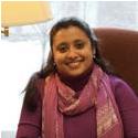 portrait of Reshmi Mukherjee