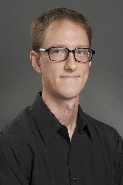 Portrait of Seth Ashley