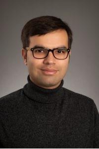 Portrait of Mojtaba