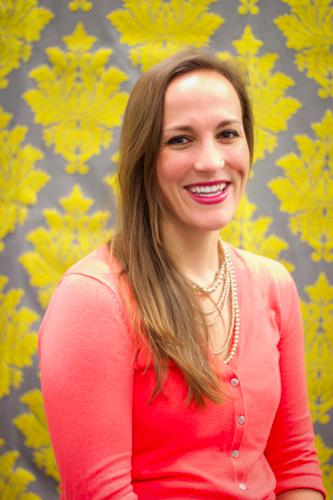 Portrait of Kelly Arispe