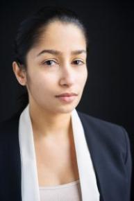 Portrait of Nisha.