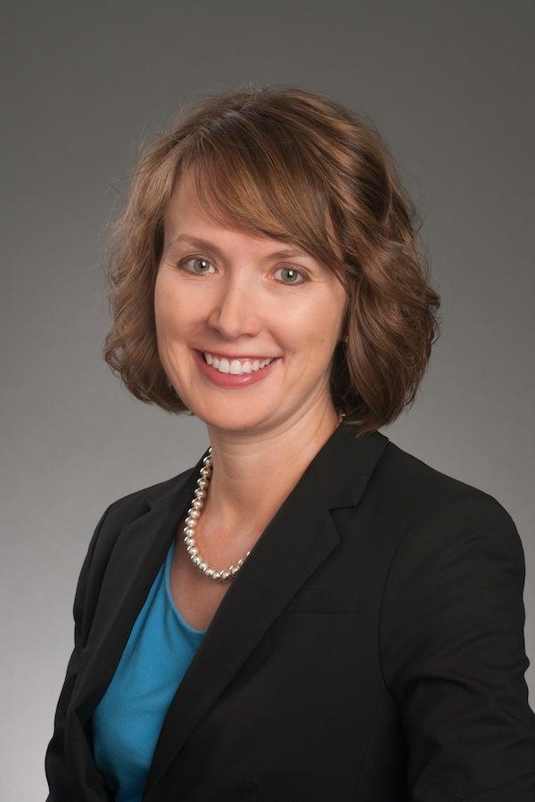 Portrait of Leslie Durham