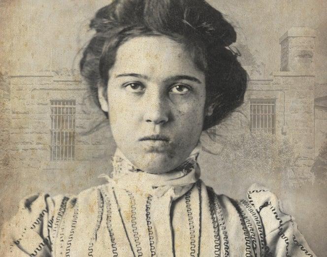 historic photo of Ida Laherty