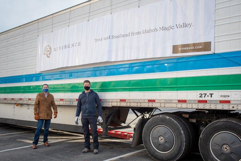 Riverance Provisions truck