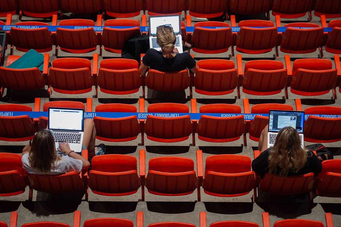 ExtraMile arena classroom