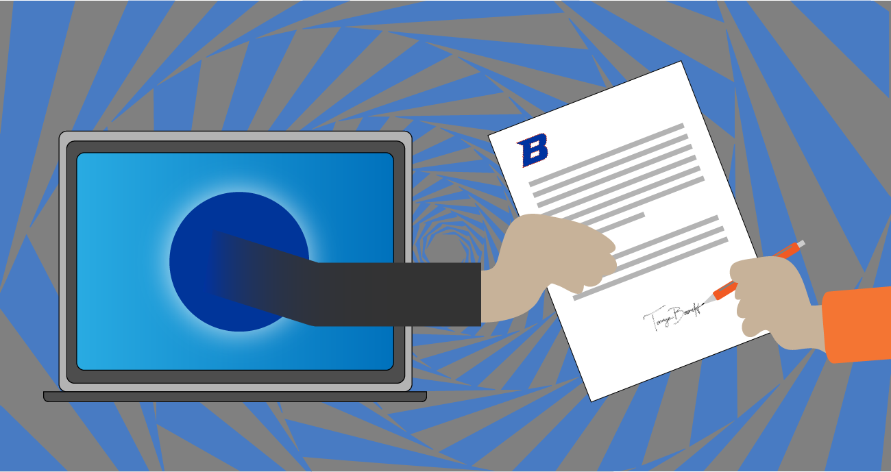 DocuSign electronic signatures