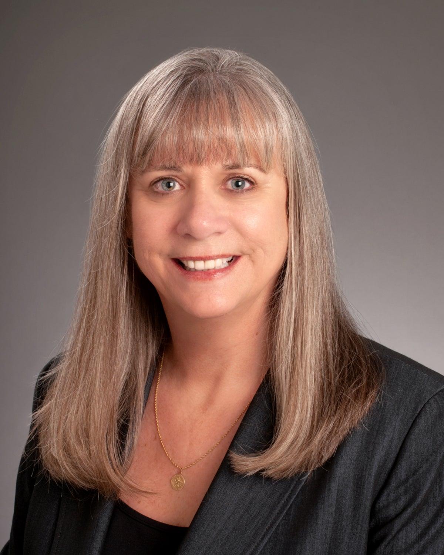 Dana Thorp Patterson, Osher, faculty/staff, studio portrait by Priscilla Grover