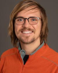 Portrait head shot of Kyle Babin