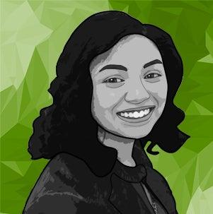 Self portrait of the artist, Alexandra Chavez