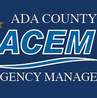 Ada County ACEM Emergency Management Logo