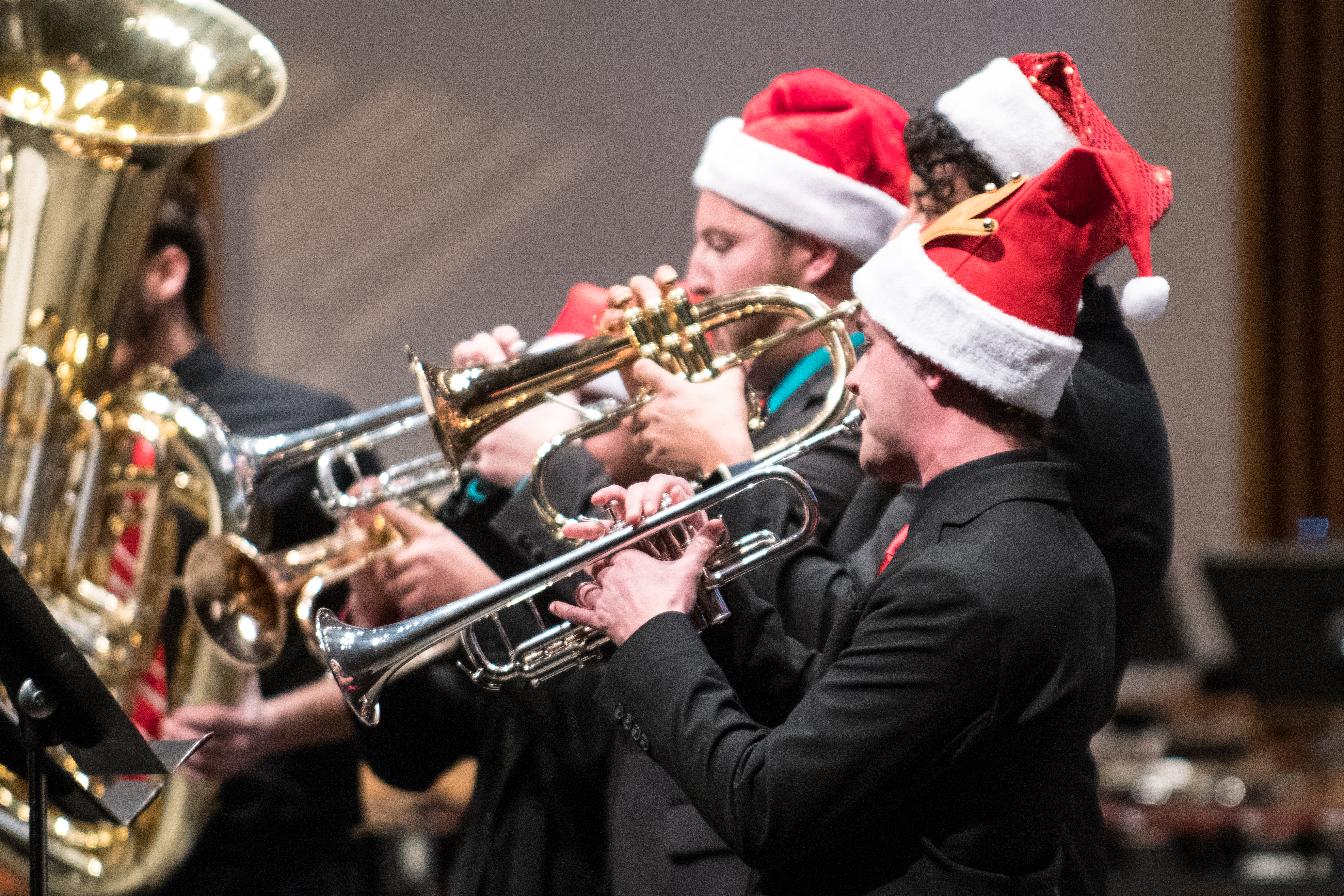 Department of Music Annual Holiday Concert