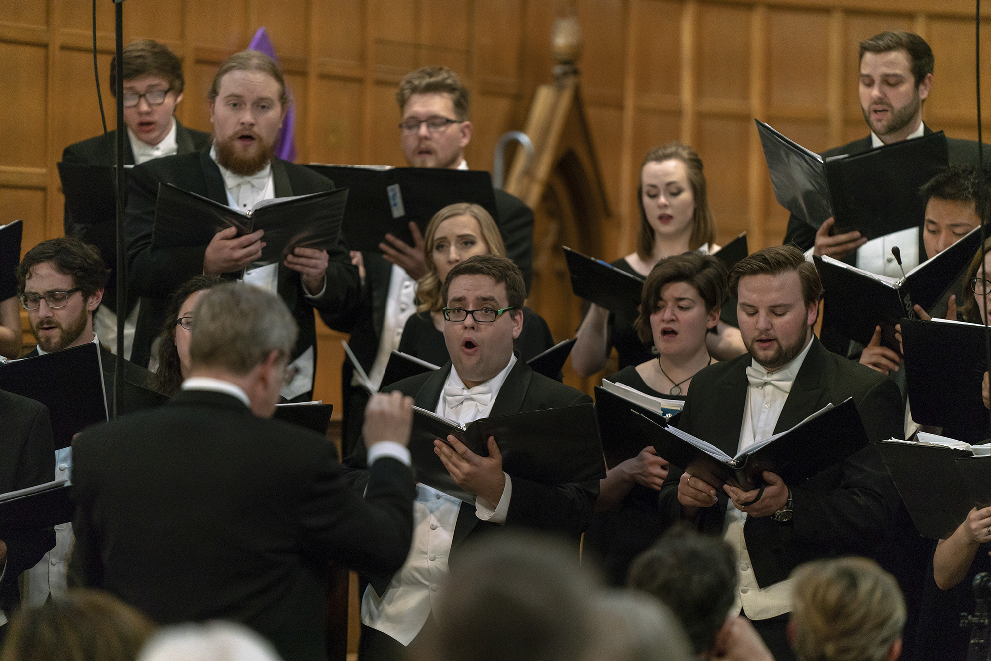 Spring Choral Collage