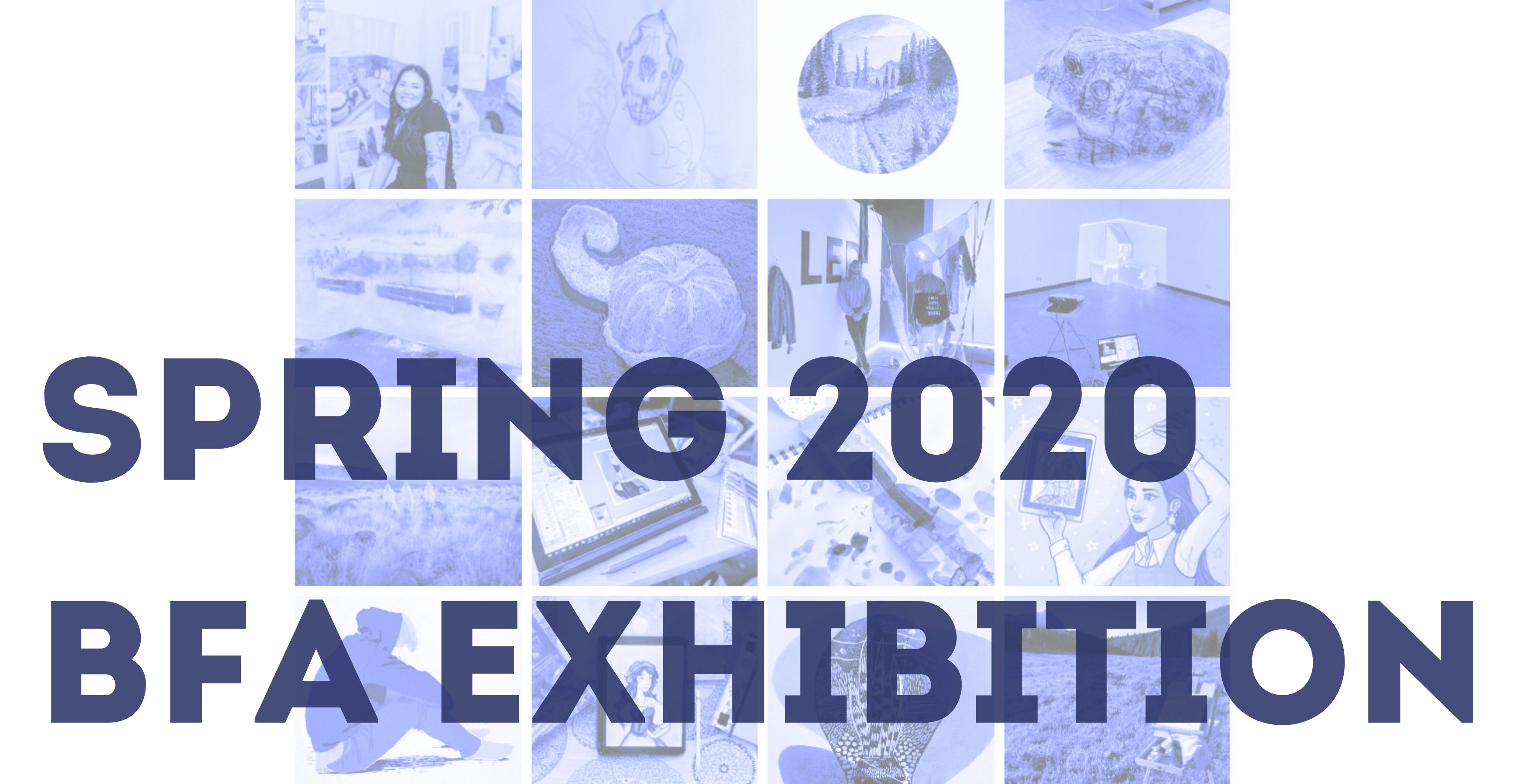 Spring 2020 BFA Exhibition