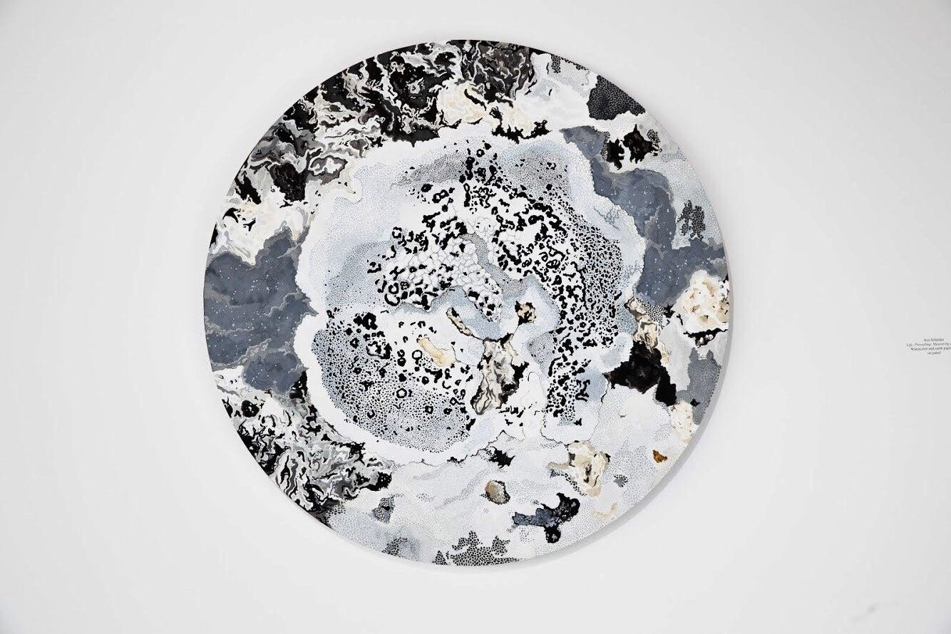 Measuring Infinity art piece