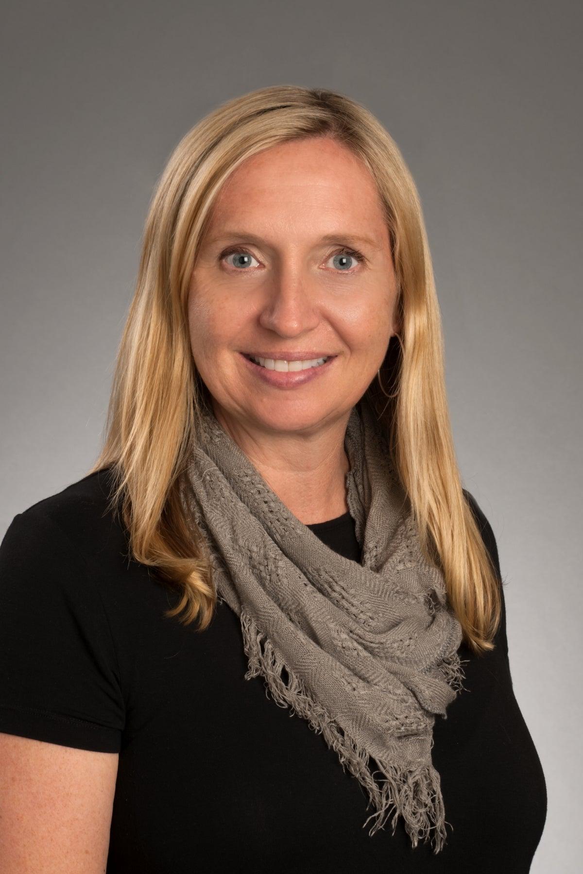 Jennifer Obenshain, Social Work, Faculty/Staff, studio portrait