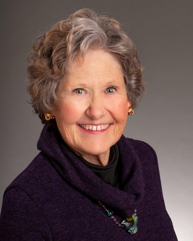 Bonnie Kenaley, Social Work, faculty/staff, studio portrait by Priscilla Grover