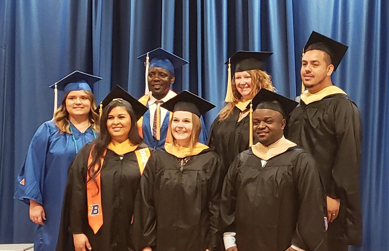 2019 Graduates of the IV-E Scholars Program