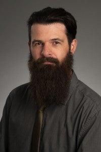 Photo of Cody Jorgensen, PhD, Criminal Justice, Faculty