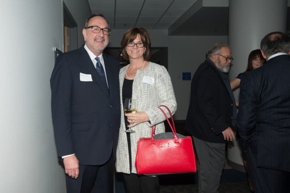 photo of unidentified reception attendees 16