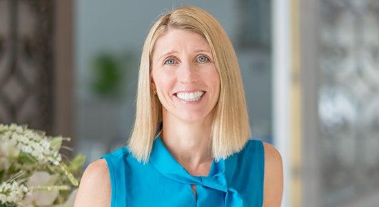 Headshot of Dr. Vanessa Fry, Interim Director, Idaho Policy Institute