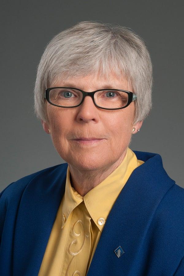 Suzanne McCorkle, Public Policy, Portrait