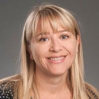 Lori Hausegger, Political Science, studio portrait