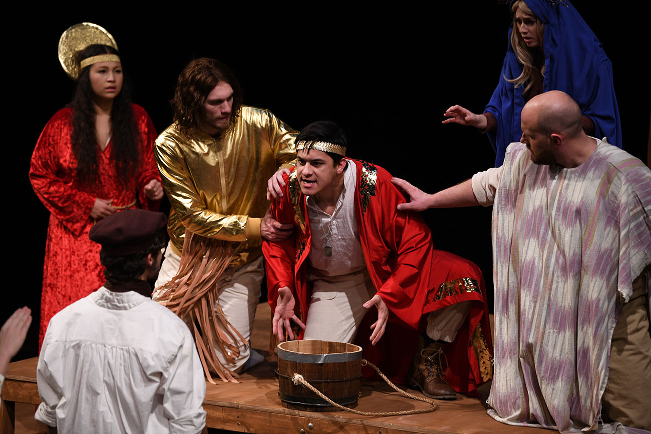 Passion Play, Fall 2019