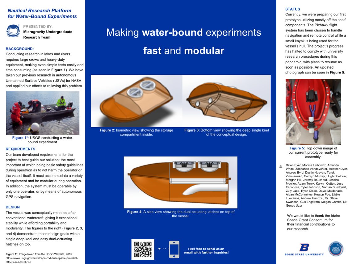 Eyer final poster - view content on posts page