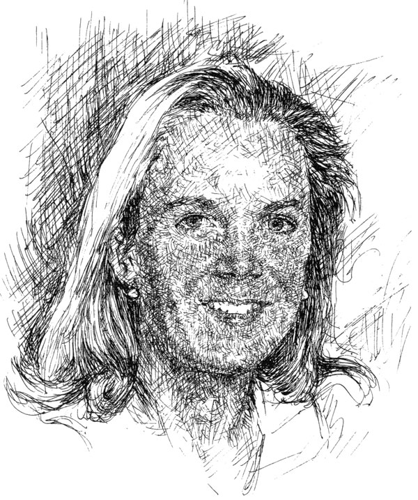 Tricia Bader Sketch